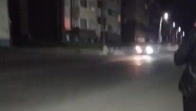 Останавливать пьяного водителя стрельбой пришлось сахалинским полицейским