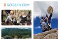 Осенний Go.sakh.com— лошади, олени, собаки, квадроциклы иЛягушка