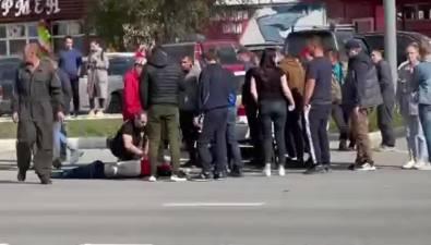 Мотоциклист летел настрашной скорости иразбился вЮжно-Сахалинске