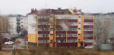 Два человека погибли врезультате падения обломков кровли вАлександровске-Сахалинском