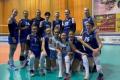 """Пять изпяти: волейболистки """"Сахалина"""" победили всех впервом туре"""