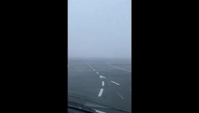 Пелена надЮжно-Сахалинском вновь задерживает рейсы ваэропорту