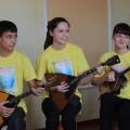 """Талантливые юные сахалинцы занимаются в творческой школе """"Вдохновение"""""""