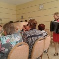 В Сахалинской областной научной библиотеке состоялся вечер добрых воспоминаний