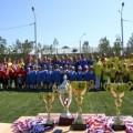 В Южно-Сахалинске стартовали футбольные матчи Детсадовской семейной лиги