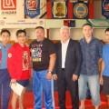 Сахалинцы приняли участие во всероссийском семинаре тренеров по самбо