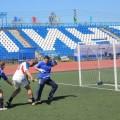 Команда администрации Южно-Сахалинска выиграла турнир по футболу в рамках спартакиады на Кубок губернатора