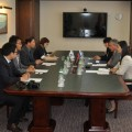 Сергей Хоточкин встретился с делегацией Ассоциации региональных администраций стран Северо-Восточной Азии