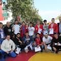 В Южно-Сахалинске состоялся областной турнир по боевому самбо