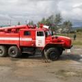 На Сахалине впервые провели пожарный биатлон
