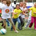 В Южно-Сахалинске в Детсадовской футбольной лиге состоялись очередные матчи