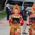 Студенты хореографического отделения Сахалинского колледжа искусств готовятся к участию в конкурсе во Владивостоке