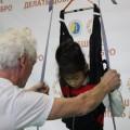 """Новое оборудование для реабилитации детей появилось в сахалинском центре """"Преодоление"""""""