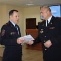 Олег Долгий наградил сотрудников месяца и оперативников, раскрывших убийство жителя Биробиджана