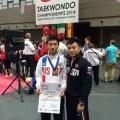 Сахалинец Чан Де Сир завоевал бронзовую медаль первенства Европы по тхэквондо