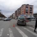 Пассажирки двух автомобилей пострадали в ДТП на улице Ленина в Южно-Сахалинске