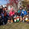 """Осенний субботник провели сотрудники """"Сахалин Энерджи"""" в социально-реабилитационном центре """"Маячок"""""""