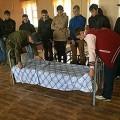 Призывники Корсаковского района прошли курс молодого бойца