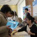 Ярмарку образовательных услуг провели для выпускников Южно-Сахалинска