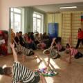 """В детском саду """"Аленушка"""" в Южно-Сахалинске прошел мастер-класс для студентов-физкультурников"""
