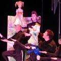 В Сахалинском театре кукол поставили сказку про кота в сапогах и его верного зайца