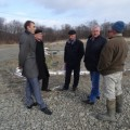 Сахалинский рыбак собирается жаловаться Путину на перекрытую дорогу к реке