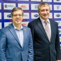 Благотворительный хоккейный матч прошел в Южно-Сахалинске