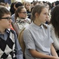 Школьники Южно-Сахалинска услышали любимые мелодии Чехова