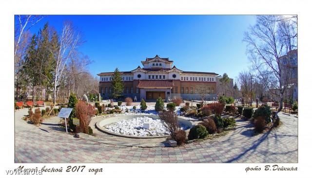 Музей весной 2017 Фотограф: В.Дейкин  Просмотров: 333 Комментариев: 0