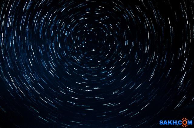Звездный трек вокруг Полярной звезды  Просмотров: 740 Комментариев: 0