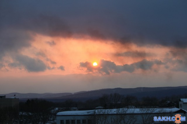 Закат 19 марта.. Фотограф: vikirin  Просмотров: 2372 Комментариев: 0