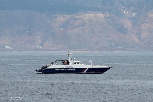 Береговая охрана. Фотограф: 7388PetVladVik  Просмотров: 1369 Комментариев: 0
