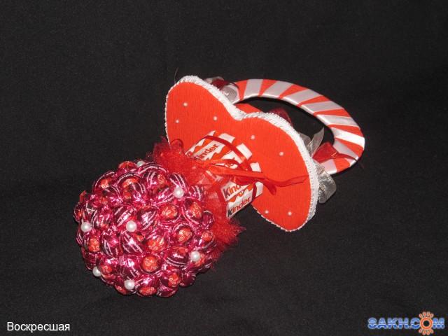 пустышка из конфет своими руками пошаговое фото оснащен блокировкой