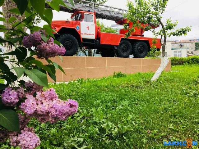 На Пуркаева, около пожарной части.  Просмотров: 484 Комментариев: 0