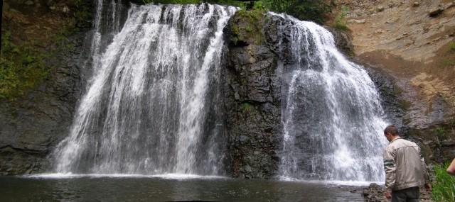 Водопад на Черемшанке  Просмотров: 1353 Комментариев: 3