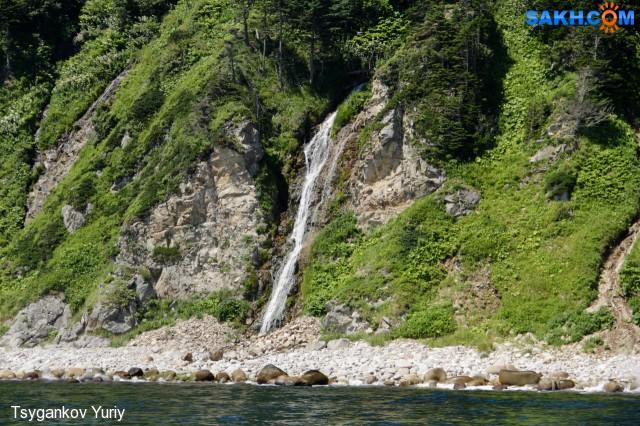 водопад Грандиозный