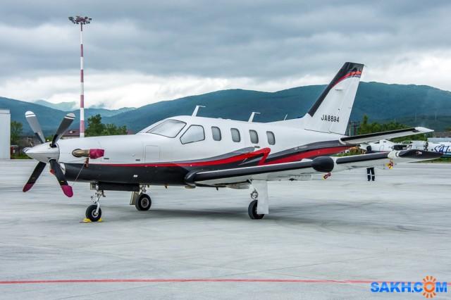 Socata TBM-700.