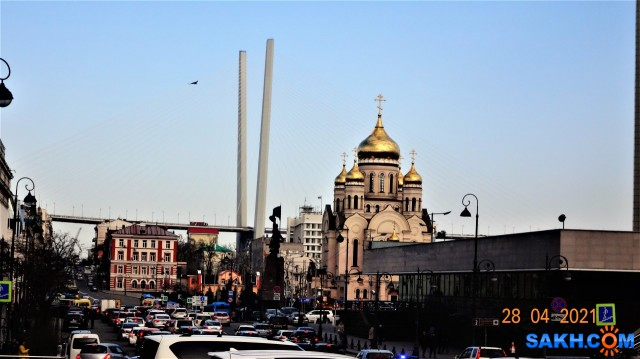 DSC02176 Православный Спасо-Преображенский собор в центре города  Просмотров: 24 Комментариев: 0