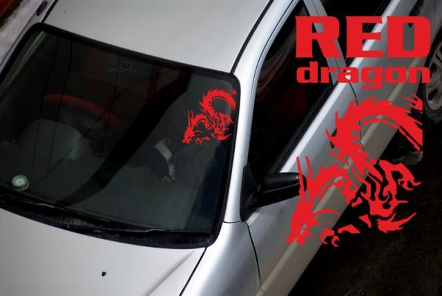 red dragon / аппликация Фотограф: © marka  Просмотров: 1020 Комментариев: 0