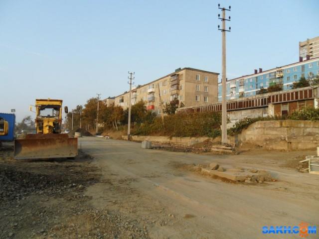 imageFD42IX7J Начало строительства объездной дороги по улице Победы. Октябрь 2016 года.  Просмотров: 394 Комментариев: 0