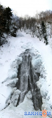 Водопад на мысе Клокова 2  Просмотров: 1466 Комментариев: 0