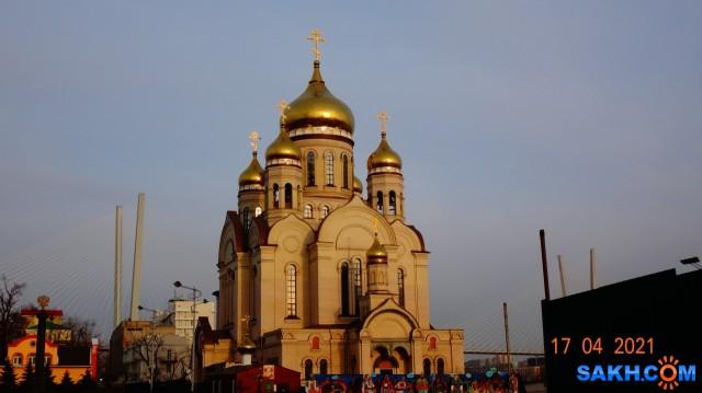 DSC00739 Православный Спасо-Преображенский собор в центре города  Просмотров: 29 Комментариев: 0