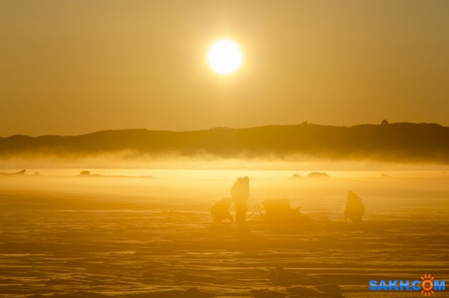 Морозное утро ( в ожидании клева) Фотограф: Игорь Голубцов  Просмотров: 731 Комментариев: 0