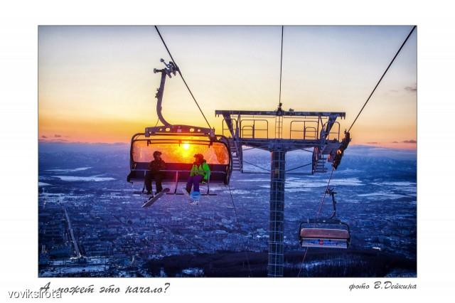 Горный воздух Фотограф: В.Дейкин  Просмотров: 277 Комментариев: 4