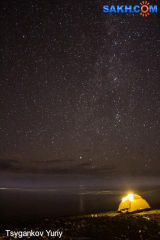 звездная ночь Фотограф: Tsygankov Yuriy  Просмотров: 170 Комментариев: 0