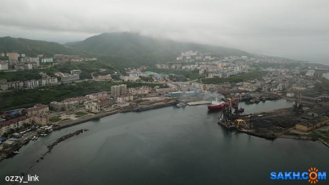 порт Холмск