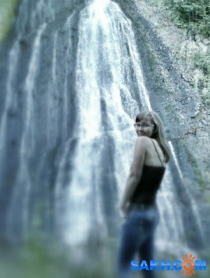 Каталлеечка и водопад.  Просмотров: 226 Комментариев: 0