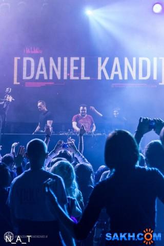 Trance Universe. Daniel Kandi Фотограф: Nat  Просмотров: 185 Комментариев: 0