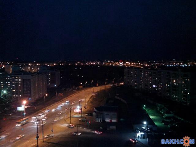 хабаровск вечером Фотограф: Oo_dimmster_oO фото с 12 этажа  Просмотров: 595 Комментариев: 0