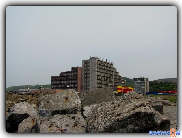 Холмск. Приморский бульвар  Просмотров: 794 Комментариев: 0